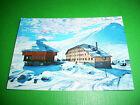 Cartolina Passo dello Stelvio - Pirovano - Università dello sci 1978
