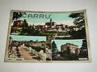 Cartolina Carrù ( Cuneo ) - Vedute diverse 1957