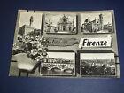 Cartolina Firenze - Vedute diverse 1955 ca