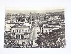 Cartolina Catania - Panorama dal Tondo Gioieni 1960