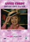 DVD ** ANNIE CORDY - BELLE EST LA VIE ** neuf blister PORTRAIT BIOGRAPHIE
