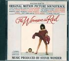 CD BOF 8 TITRES--THE WOMAN IN RED--STEVIE WONDER