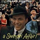 FRANK SINATRA [ CD 1991 ] A SWINGIN' AFFAIR - NEW & SEALED