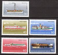 Berlin 1975 Mi. Nr. 483-487 Postfrisch LUXUS!!!