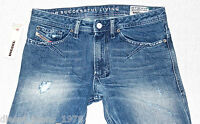 BNWT DIESEL SHIONER 74Z JEANS 32X32 100% AUTHENTIC SKINNY FIT TAPERED 0074Z