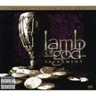 Lamb of God - Sacrament CD / DVD EDITION (Parental Advisory, 2006)