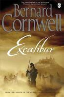 Excalibur: A Novel of Arthur (Warlord Chronicles), By Cornwell, Bernard,in Used