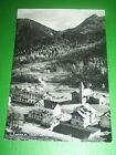 Cartolina Claviere - Scorcio panoramico 1955 ca