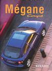 RENAULT MEGANE COUPE - 1998 / catalogue brochure prospekt dépliant prospectus