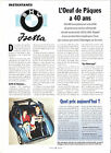 BMW ISETTA - 1955 1962 / 1995 ARTICLE PRESSE REPORTAGE COUPURE MAGAZINE