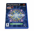 Who Wants To Be A Millionaire Party Edition - Solus (PS2), PlayStation2, Playsta