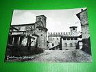 Cartolina Castellarquato ( Piacenza ) - Veduta 1960 ca