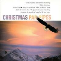 Christmas Pan Pipes, Various Artists CD | 5033093000522 | Acceptable