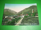 Cartolina Valle Gesso ( Cuneo ) - Valdieri - Panorama 1955