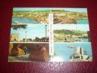 Cartolina Marina di Leuca - Vedute diverse 1972