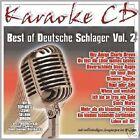 Karaoke CD - Deutsche Schlager Vol. 2 (NUEVO) Drews/Bach