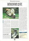 MOTOCONFORT 125 STC / 1993 ARTICLE PRESSE REPORTAGE COUPURE MAGAZINE