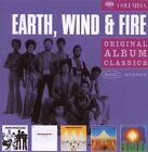 Original Album Classics [Box Set] [Audio CD] Earth Wind & Fire, Earth Wind & Fir