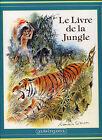 livre enfant : le livre de la jungle