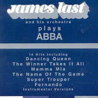 James Last Plays Abba, James Last And His Orchestra CD | 0731458919827 | Accepta
