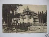 AK Herzogl. Spießberghaus Friedrichroda 1920