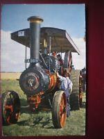 POSTCARD HAULAGE BURRELL ROAD ENGINE NO 3798 'RED GAUNLET'