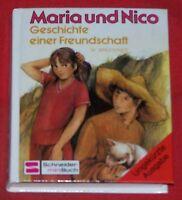 Schneider Buch , Marie Brückner  , Maria und Nico , HC , 1986