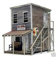 BANTA MODELWORKS B&O HOTEL O On30 Model Railroad Structure Wood Kit BM6131