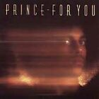 For You, Prince CD | 0075992734820 | New