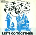 """THE CATS - LET'S GO TOGETHER - 7"""" S6582"""