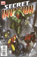 Secret Invasion  #2  Regular Cover