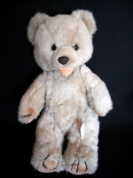 "VINTAGE BABY CLUB C &A SOFT TEDDY BEAR COMFORTER PLUSH TOY 15"" TALL EX CONDITION"