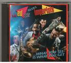 CD LIL ED & THE BLUES IMPERIALS What You See Is What You Get (Rare)
