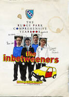 (THE INBETWEENERS: THE RUDGE PARK COMPREHENSIVE YEARBOOK) BY Hardcover (Author)