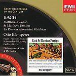 Bach: St.Matthew Passion,  CD | 0724356753822 | New