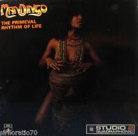 MANDINGO The Primeval Rhythm Of Life  LP Quadraphonic