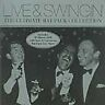 Live and Swingin' - The Ultimate Rat Pack Collection [CD + DVD], Sinatra, Frank