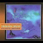 Tangerine Dream - Atlantic Bridges CD Digipack 2010 NEW SEALED