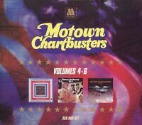 Motown Chartbusters Vol 4 - 6 Triple Set, Various Artists CD | 0731454471121 | N