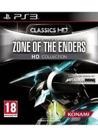 Zone Of The Enders HD Collection - Classics HD - PS3 - FR - Neuf Sous Blister