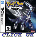 Pokemon: Diamond Version (Nintendo DS, 2007)
