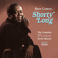 """HERE COMES...  SHORTY LONG  """"THE COMPLETE MOTOWN STEREO MASTERS""""   26 TRACKS"""