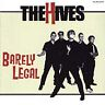 The Hives - Barely Legal (CD 1997) NEW AND SEALED
