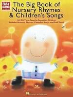 (Good)-The Big Book Of Nursery Rhymes & Children's Songs (Paperback)-Various-145