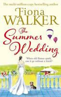 The Summer Wedding by Walker, Fiona, Good Book (Paperback) FREE & Fast Delivery!