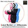 The Very Best of Jackie Wilson, Wilson, Jackie, Audio CD, New, FREE & Fast Deliv