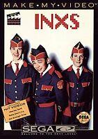 INXS: Make My Video (Sega CD, 1993)