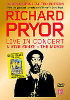 Richard Pryor: Live in Concert /Stir Crazy (Double Disc Limited Edition) [DVD],