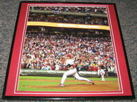 Roy Halladay 2010 NLDS No Hitter Framed 12x12 Poster Photo Phillies