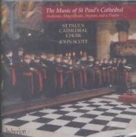 The Music of St  Paul's, St Paul's Cathedral Choir, John , Audio CD, New, FREE &